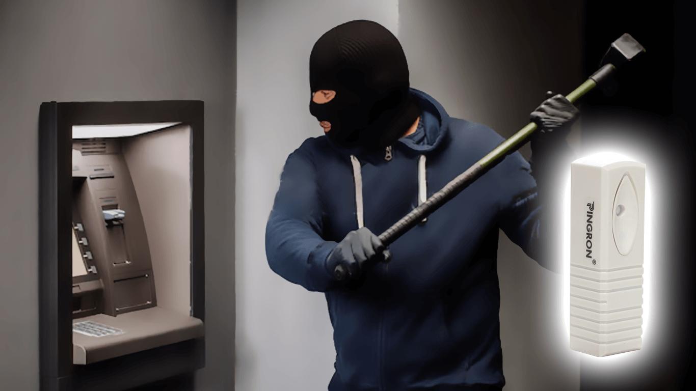 thiết bị chống trộm ngoài trời
