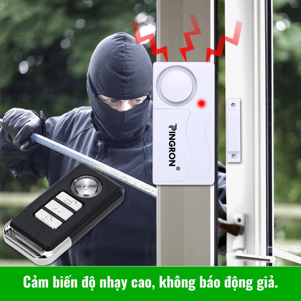 thiết bị chống trộm gắn cửa pr-c03 pingron